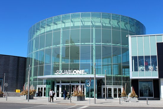 Square One Shopping Centre-min