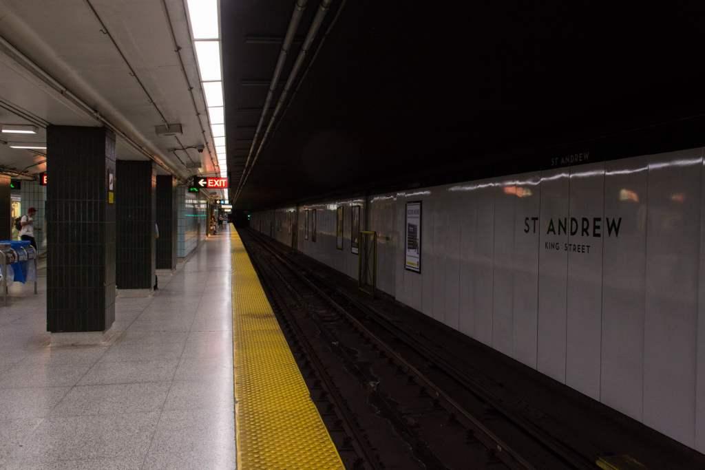 St. Patrick subway station-min