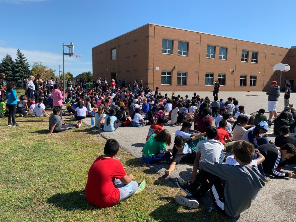 Terry Fox Public School.