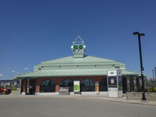 Unionville GO station-min