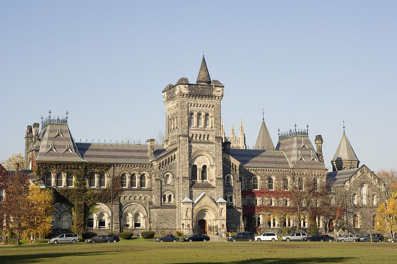 University of Toronto - St. George Campus-min