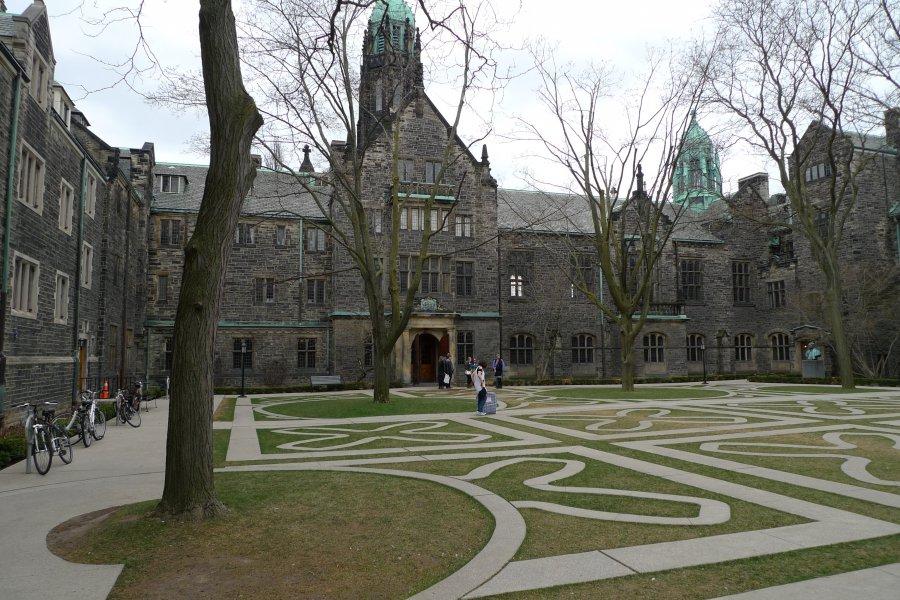 University of Toronto St. George Campus-min