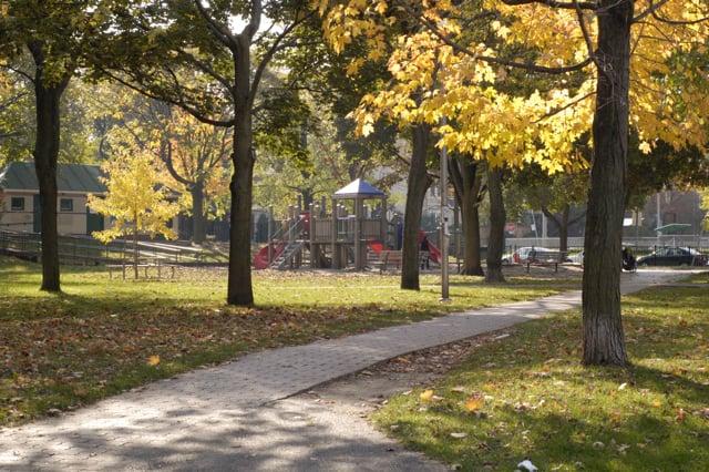 Wells Hill Park