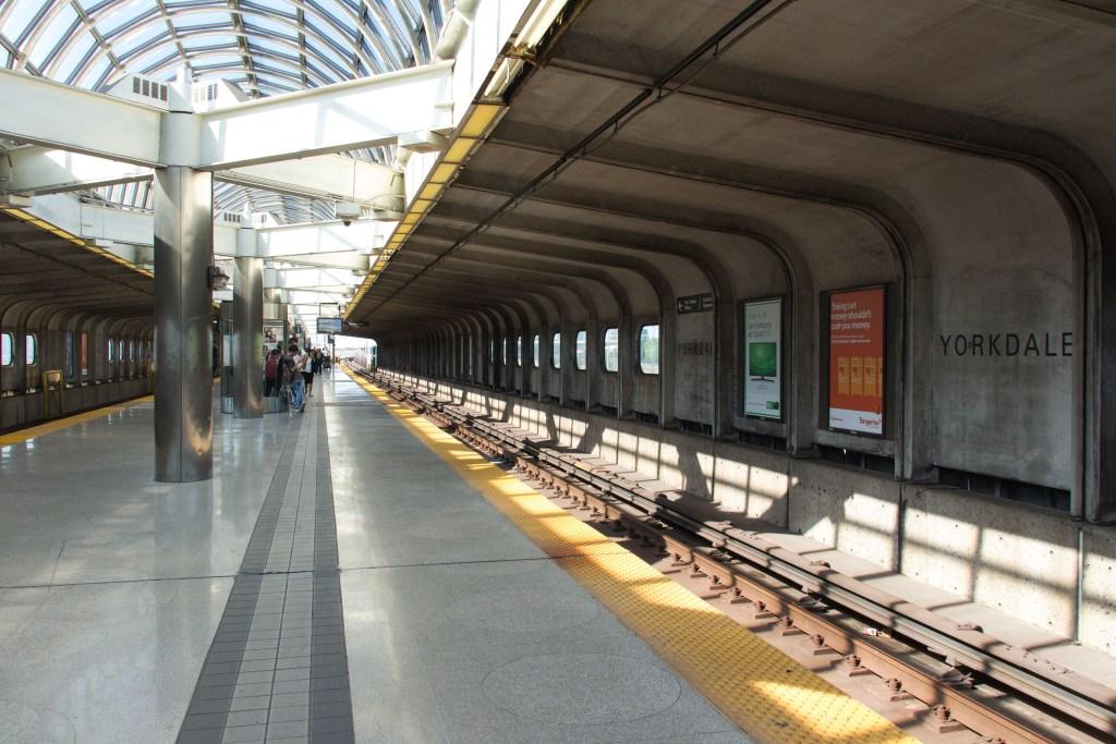 Yorkdale Station