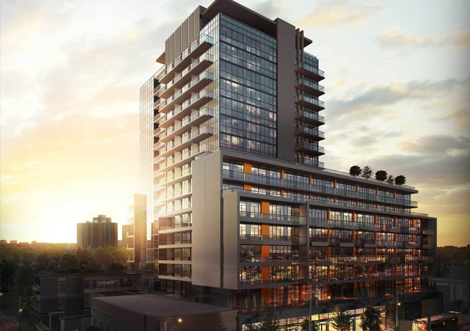 33 Yorkville condos. The listing price is as high as 58 million yuan
