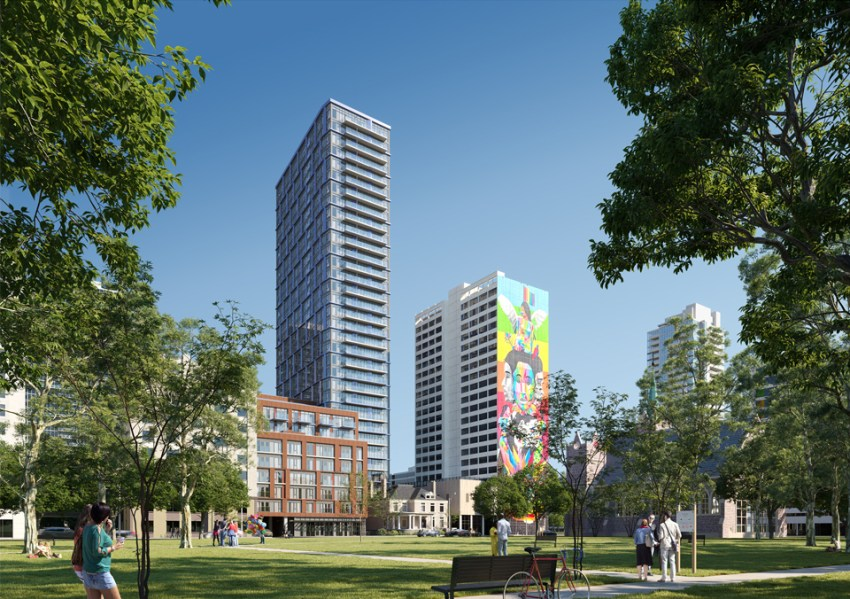Riocan living. Apartments drive sales of new homes