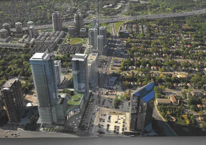 Arte Condos . Property prices fell in June