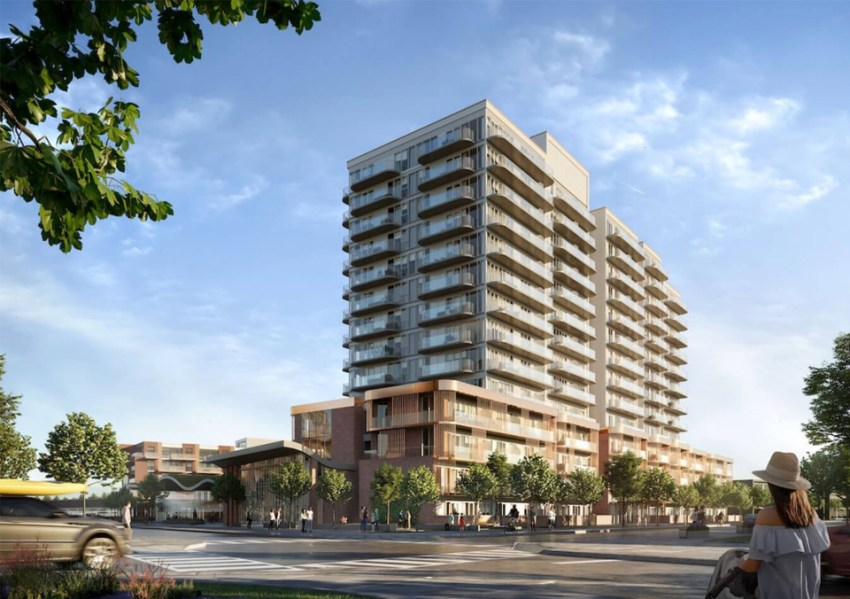 100 queen condos . The apartment has increased by 44% in four years