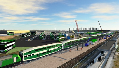 City Pointe Commons Bramptons-transportation