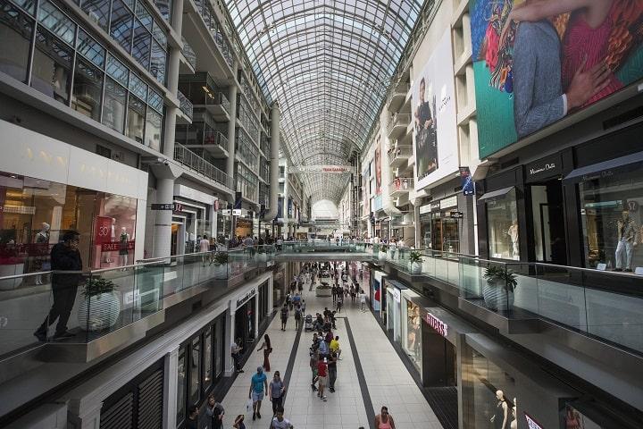 Eaton Centre - Toronto-min