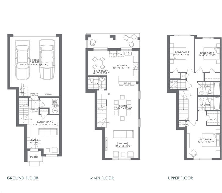 Forest District 3bed, 2.5bath
