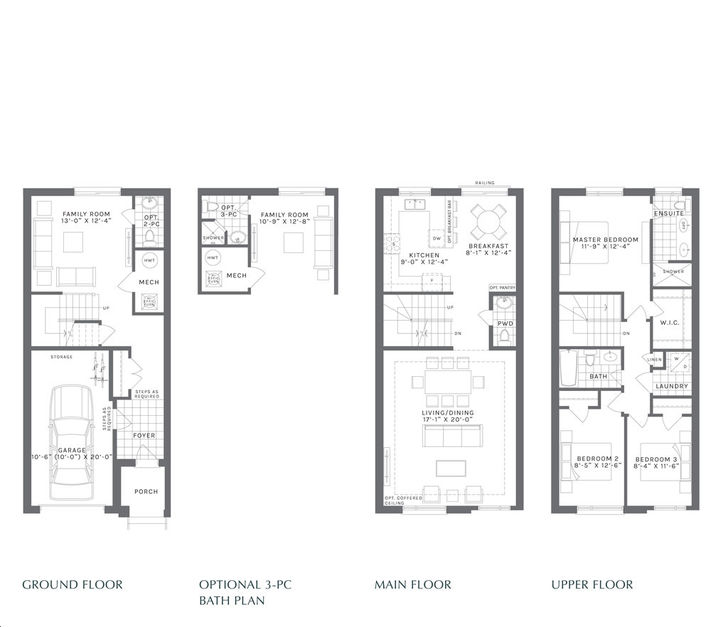 Forest District 3bed, 2,5 bath