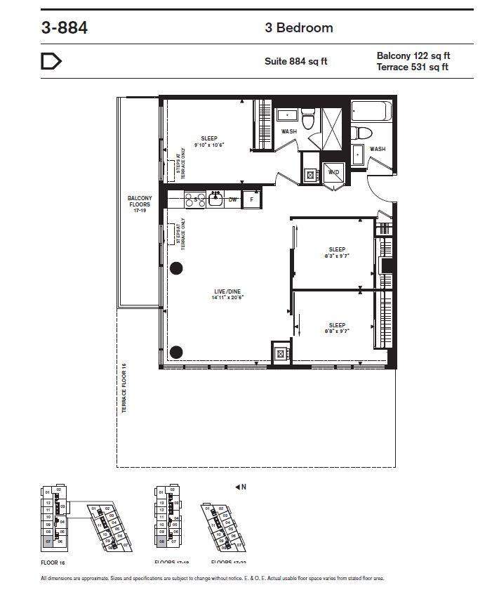 Home Condos (Home Power Adelaide Condos)-fp3