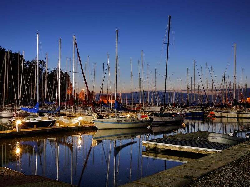 Oakville Harbour 1-min