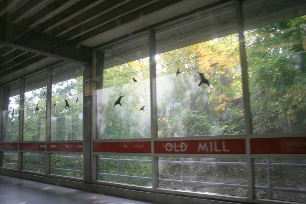Old Mill Subway Station-min