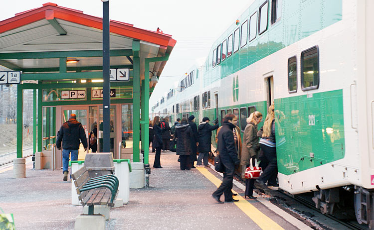 Scarborough GO transit station-min