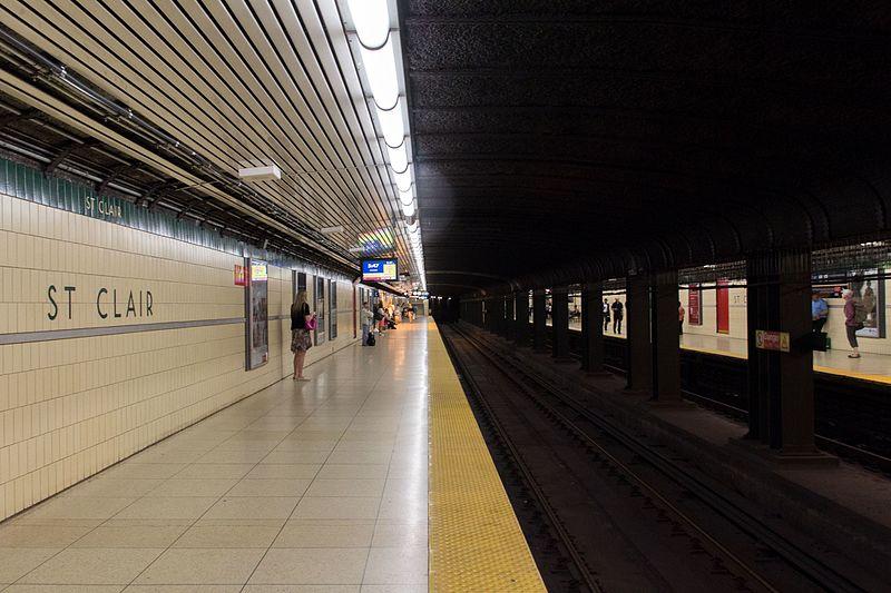 St. Clair train stations-min