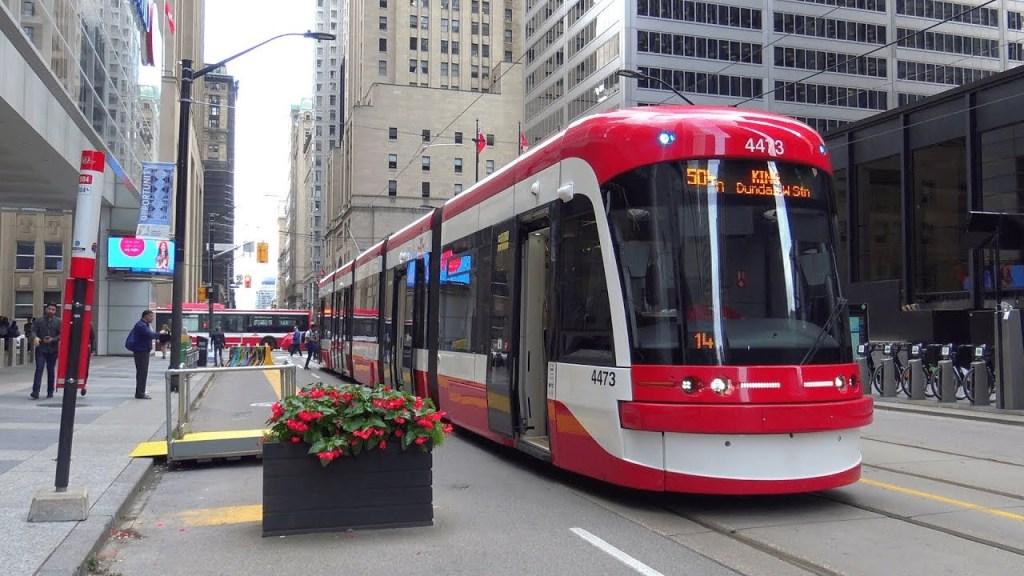TTC streetcar-min